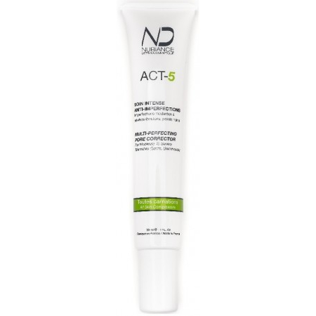 ACT-5 - Soin intense anti-imperfections - 30 ml - Nubiance