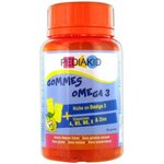 Pediakid Gommes Omega 3 - 60 Gommes Oursons