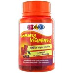 Pediakid Gommes Vitamines C - 60 Gommes Oursons