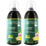Détox Bio - Lot de 2 x 500 ml