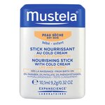 Peau sèche - Stick nourrissant au cold cream - 10,1 ml