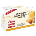 Gelée royale 1500 mg - 15 sticks à diluer