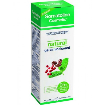 Gel amincissant natural - 250 ml - Somatoline Cosmetic