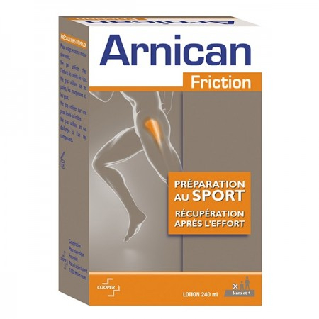 Arnican friction - 240 ml - Cooper