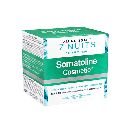 Gel amincissant ultra intensif 7 nuits - 400 ml - Somatoline Cosmetic