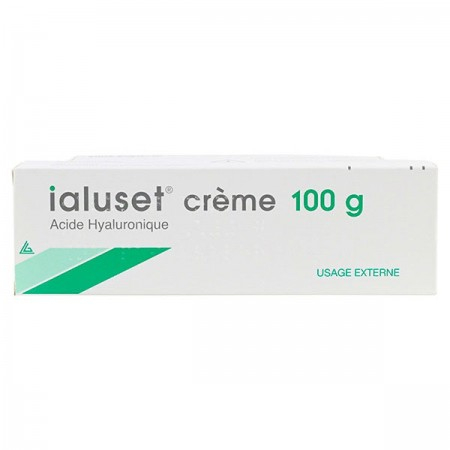 ialuset cr me tube 100 g de laboratoires genevrier sur 1001pharmacies. Black Bedroom Furniture Sets. Home Design Ideas