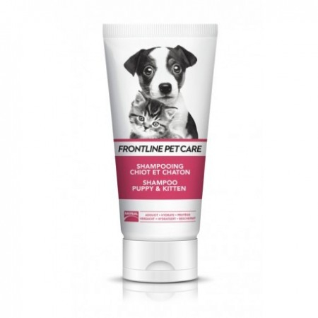 Pet Care shampoing chiot et chaton - 200 ml - Frontline