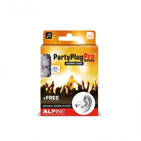 Protection auditive PartyPlug Pro - 1 paire - Alpine