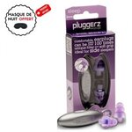 Protection auditive Pluggerz Sleep + 1 masque de nuit Offert