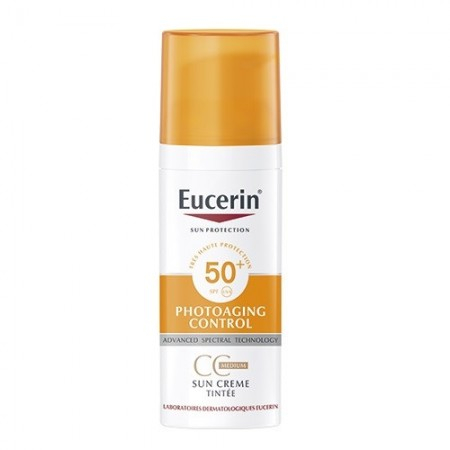 Photoaging Control - CC crème médium SPF50+  - 50 ml - Eucerin