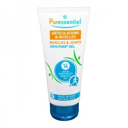 Articulations & Muscles - Cryo pure gel - 80 ml - Puressentiel