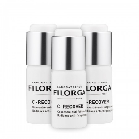 C-Recover Concentré anti-fatigue éclat - 3 x 10 ml