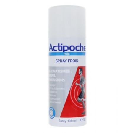 Spray froid - 400 ml - Cooper