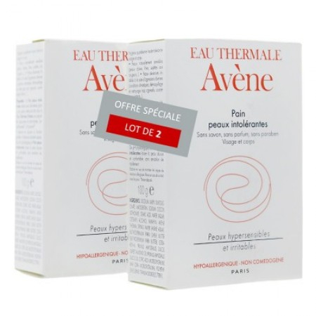 Pains - Lot de 2 x 100 g - Avène