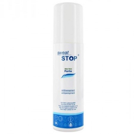 Spray anti-transpirant à l'Aloe Vera Forte - 100 ml - SweatStop