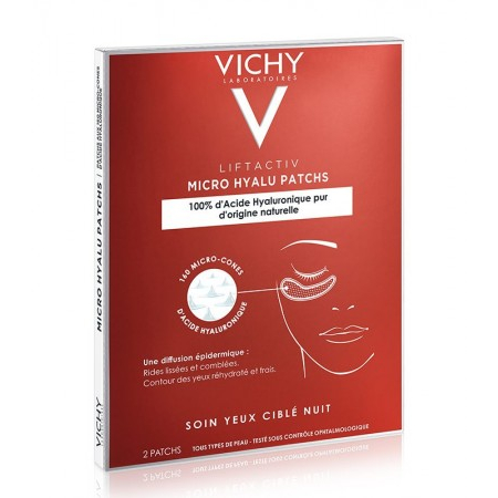Liftactiv - Micro Hyalu - 2 patchs - Vichy Laboratoires