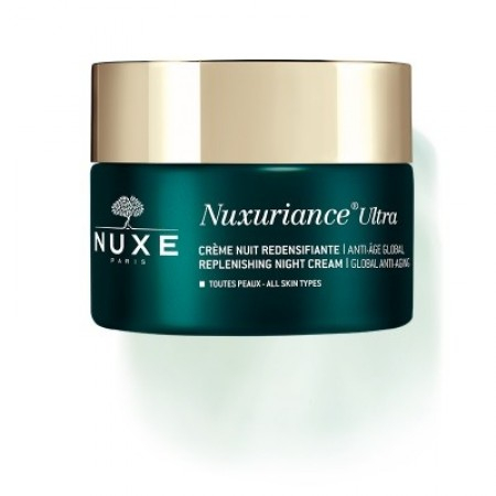 Nuxuriance Ultra Crème Nuit Redensifiante Anti-Âge Global - 50ml - Nuxe