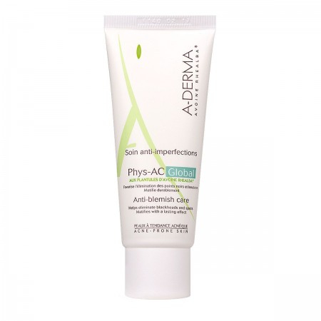 Phys-Ac Global - Soin anti-imperfections - 40 ml - A-Derma