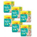 Baby Dry - Taille 7 - Pack de 224 couches