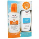 Eucerin Coffret Sun Sensitive Protect Spray SPF 50+ 200ml + Sun Sensitive Relief After Sun Crème-Gel 150ml
