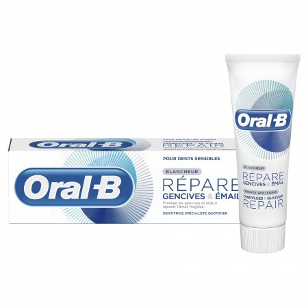 Blancheur Répare Gencives & Email - 75ml - Oral-b