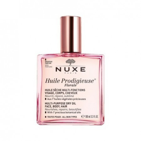 Huile Prodigieuse Florale - 100ml - Nuxe
