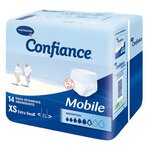 Confiance - Mobile Absorption 6 Gouttes XS - 14 sous-vêtements absorbants