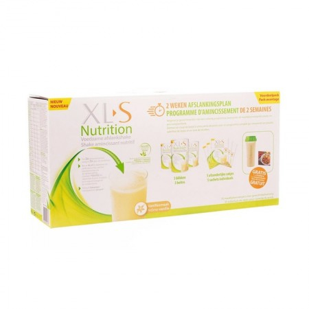 Nutrition - Programme d'Amincissement - 2 Semaines - XL-S Medical