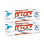 Dentifrice Anti-Caries Haute Efficacité - 2 x 75 ml