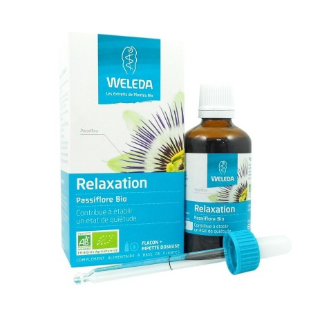 Relaxation - Passiflore Bio - 60ml - Weleda