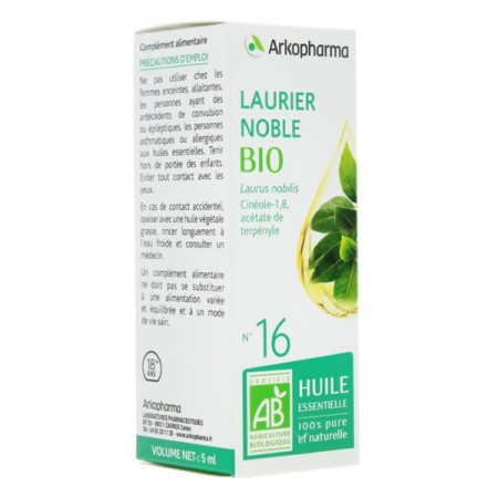 Laurier Noble Bio - 5ml - Arkopharma