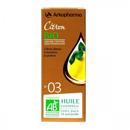 Citron Bio - 10ml - Arkopharma