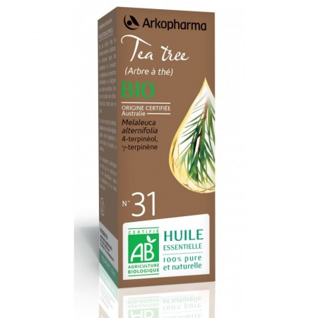 Tea Tree Bio - 10ml - Arkopharma