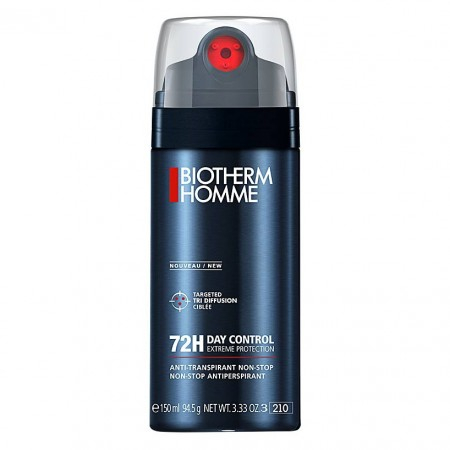 Homme Day Control 72H - Anti-Transpirant Non-Stop - 150ml - Biotherm
