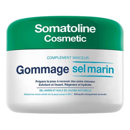 Complément Minceur - Gommage Sel Marin - 350g - Somatoline Cosmetic