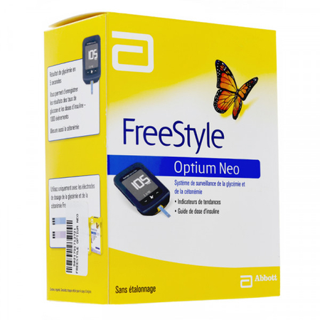 FreeStyle Optium Neo - Abbott Diabetes Care