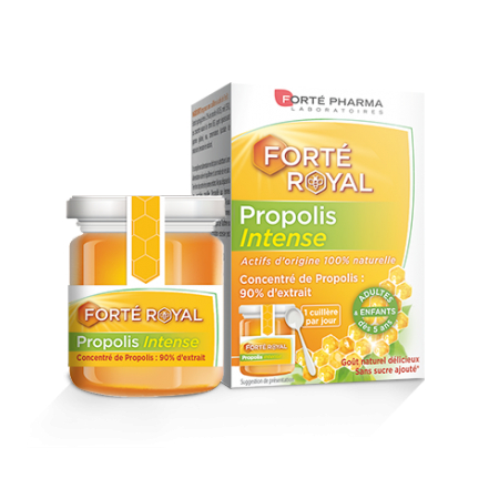 Forté Royal - Propolis Intense - 40g - Forte Pharma