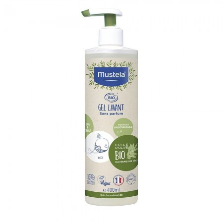 Gel Lavant Bio - 400ml - Mustela