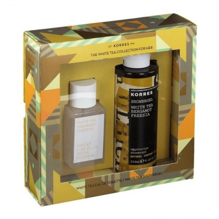 KG Coffret The White Tea Collection For Her - Korres