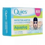 Aquaplug - Protection Auditive - 1 paire réutilisable