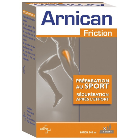 Arnican Friction Sport Lotion - 240ml - Cooper
