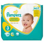 New Baby Premium Protection T3 6-10kg - 29 couches