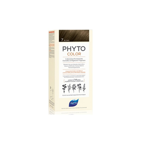 PhytoColor Coloration Permanente 7 Blond - Phyto