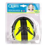 Protection Auditive Casque Anti-Bruit Enfants Vert