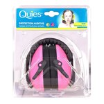 Protection Auditive Casque Anti-Bruit Enfants Rose