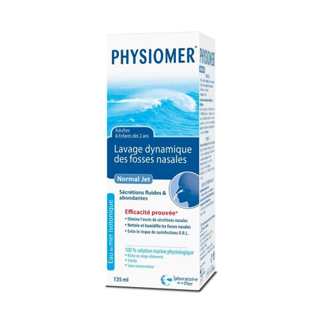 Normal Jet Spray Nasal - 135ml - Physiomer