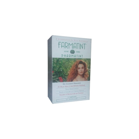 Gel Colorant Permanent 8N Blond Clair - 120ml - Farmatint