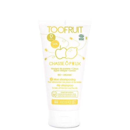 Chasse Ô Poux Shampooing 150ml - Toofruit