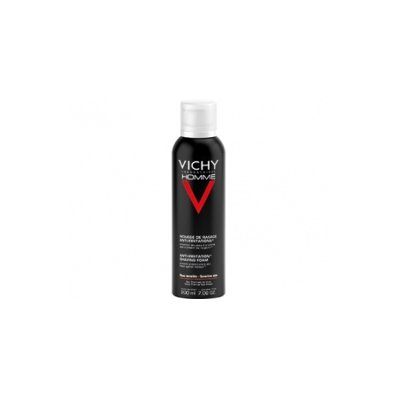 Mousse à raser Anti-irritations 200 ml - Vichy Laboratoires