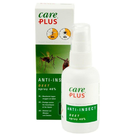 Anti-Insect Deet Spray 40% - 60ml - Care Plus